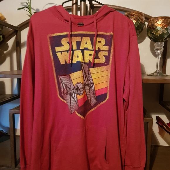 Star Wars hoodie xxl
